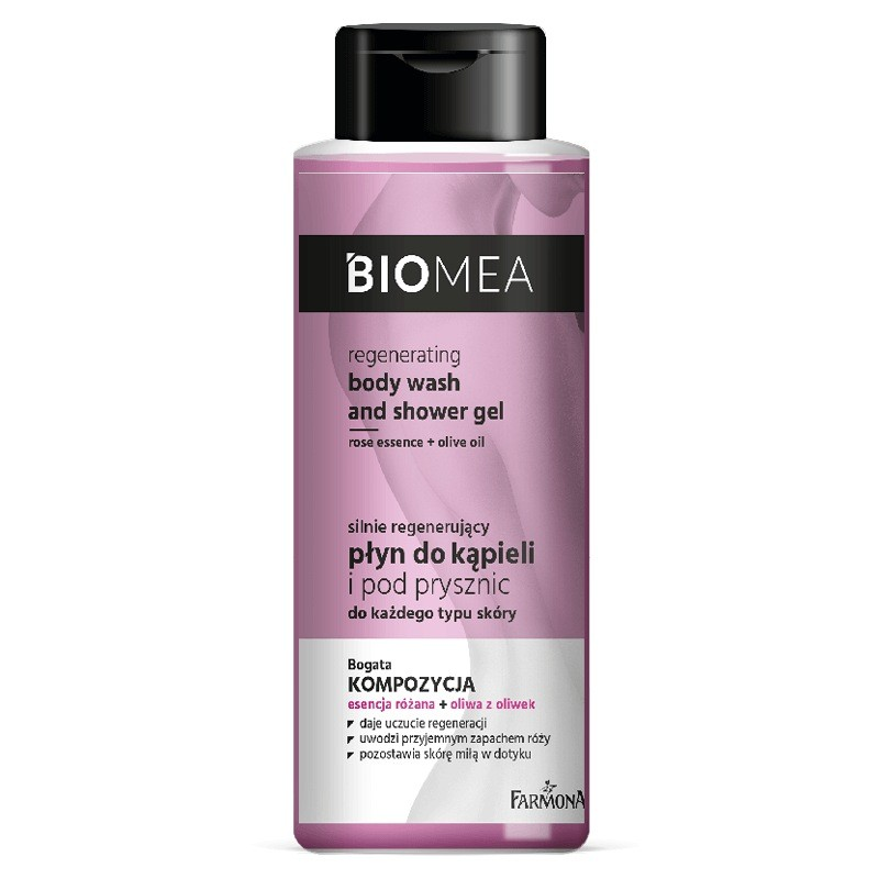 Farmona Biomea Regenerating Body Wash & Shower Gel