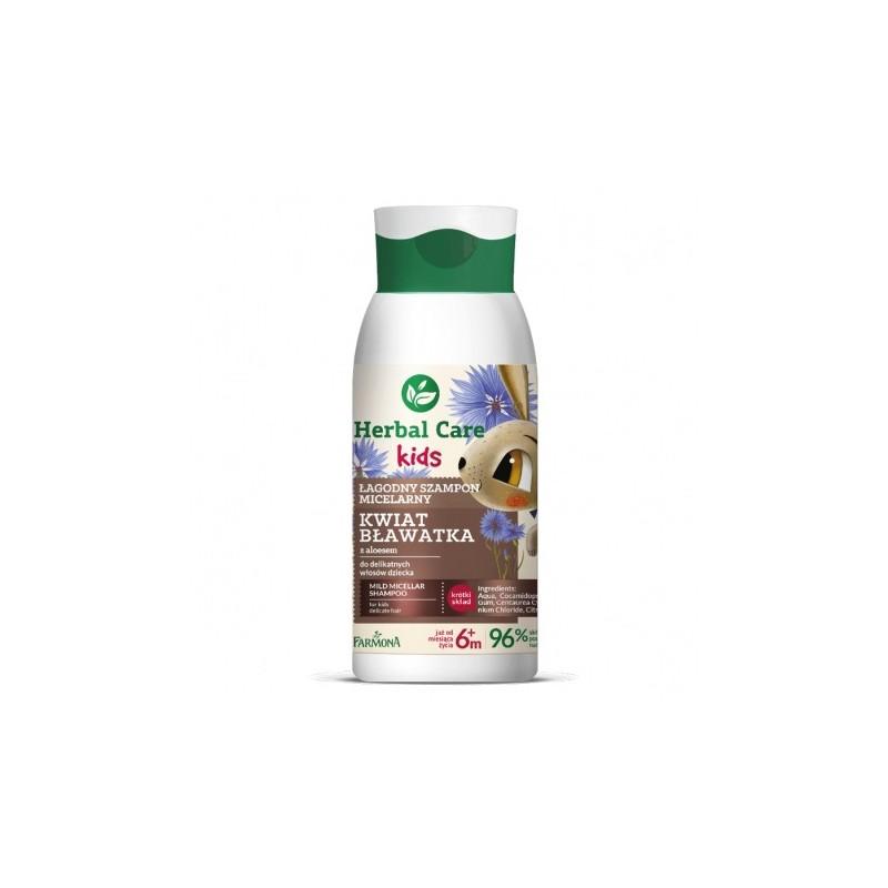 Herbal Care Kids Mild Micellar Shampoo