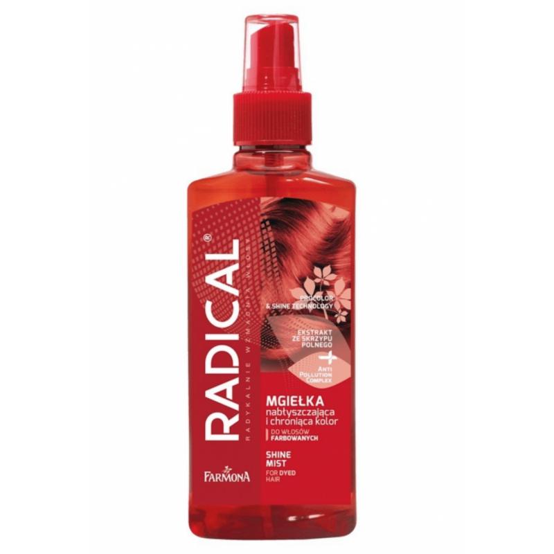 Radical Shine & Color Protect Hair Mist