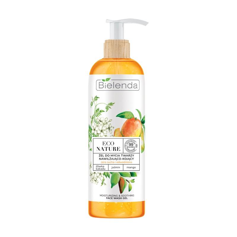 Bielenda Eco Nature Face Wash Cockatoo Plum & Jasmine & Mango