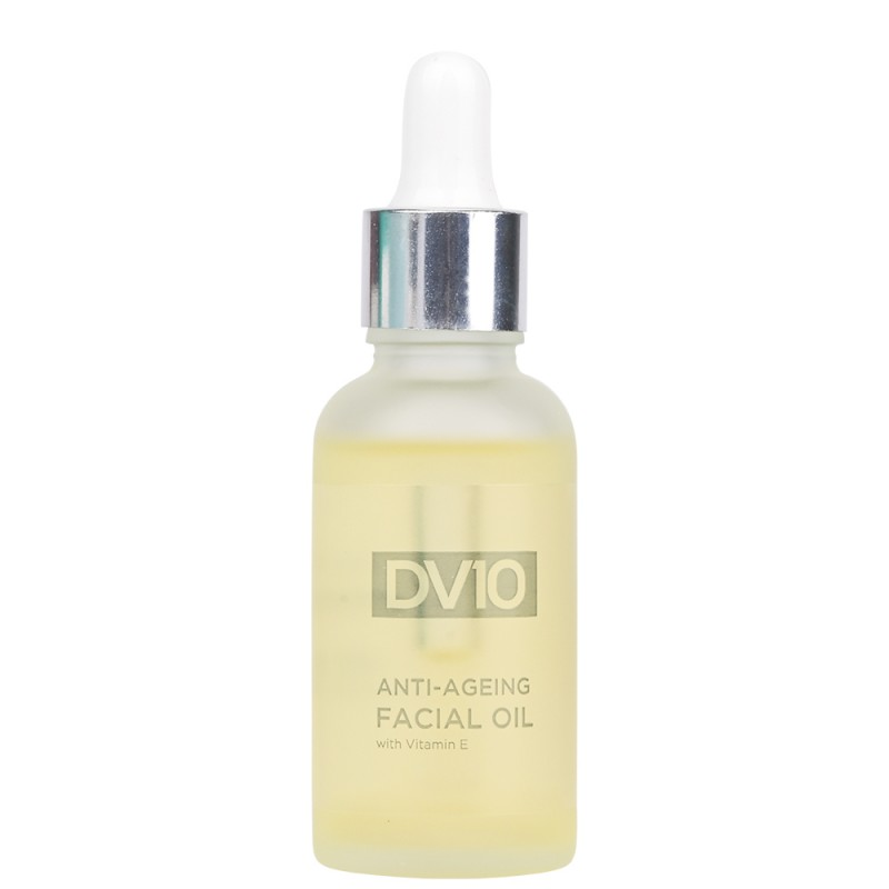 DermaV10 DV10 Anti-Ageing Facial Oil