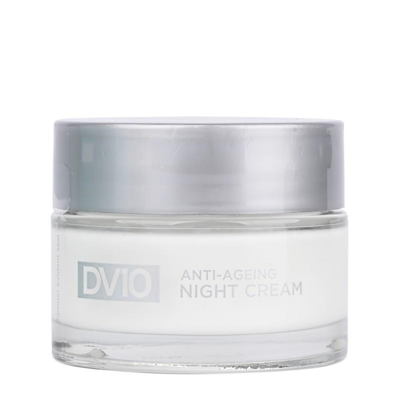 DermaV10 DV10 Anti-Ageing Night Cream