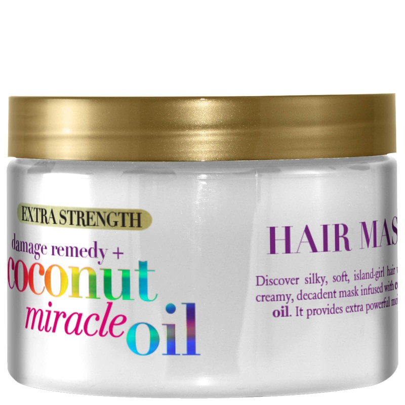 OGX Coconut Miracle Oil Extra Strength Hair Mask