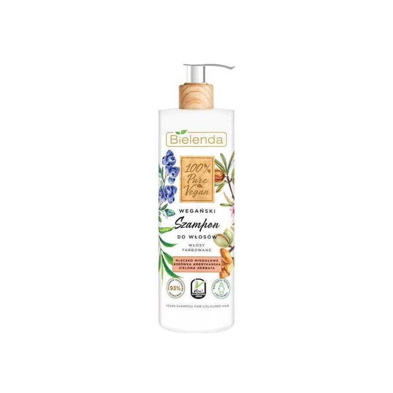 Bielenda 100% Vegan Pure Shampoo For Dyed Hair