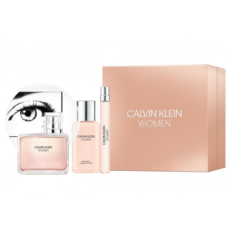 Calvin Klein Women Mini EDP Spray & EDP Spray & Bodylotion