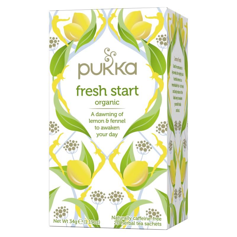 Pukka Fresh Start Tea Øko