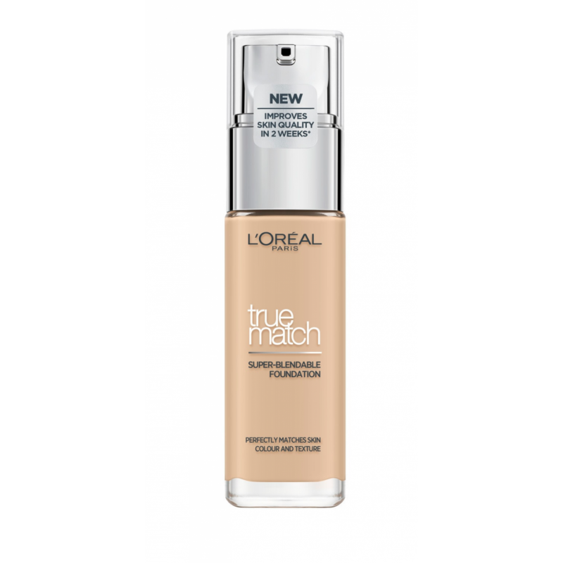 L'Oreal True Match Foundation 1.5.N Linen