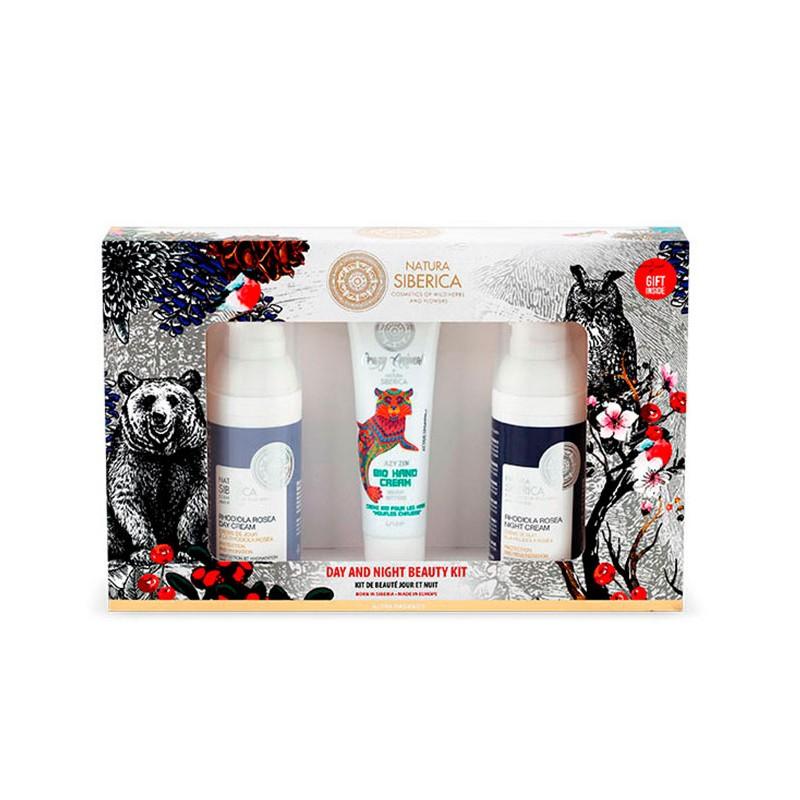 Natura Siberica Day And Night Beauty Kit Gift Set