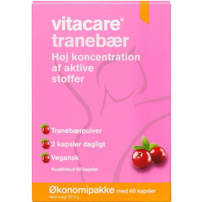 VitaCare Tranebær Stærk