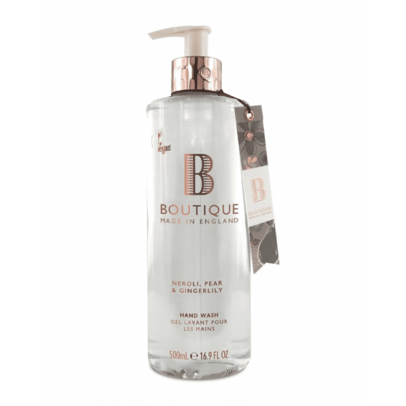 Boutique Neroli & Pear & Gingerlily Hand Wash