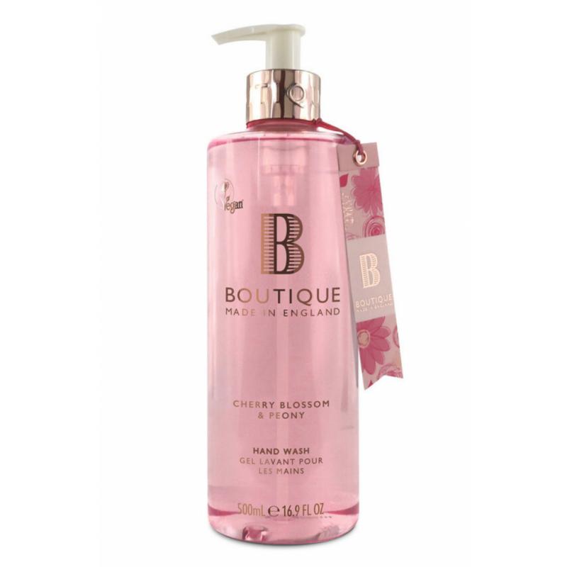 Boutique Cherry Blossom & Peony Hand Wash