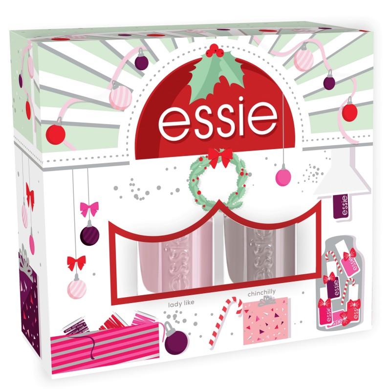 Essie Lady Like & Chincilly Set