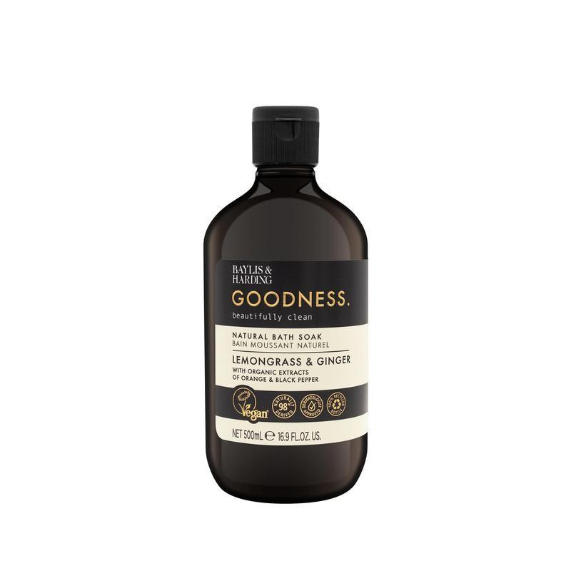 Baylis & Harding Goodness Lemongrass & Ginger Bath Soak
