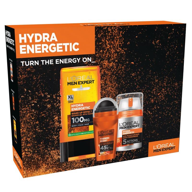 L'Oreal Men Expert Hydra Energetic Set