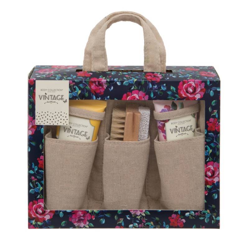 Body Collection Vintage Gardeners Gift Set