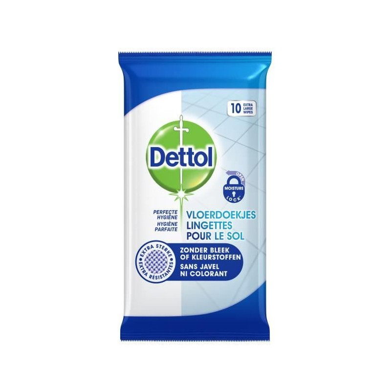 Dettol Perfect Hygiejne Wipes