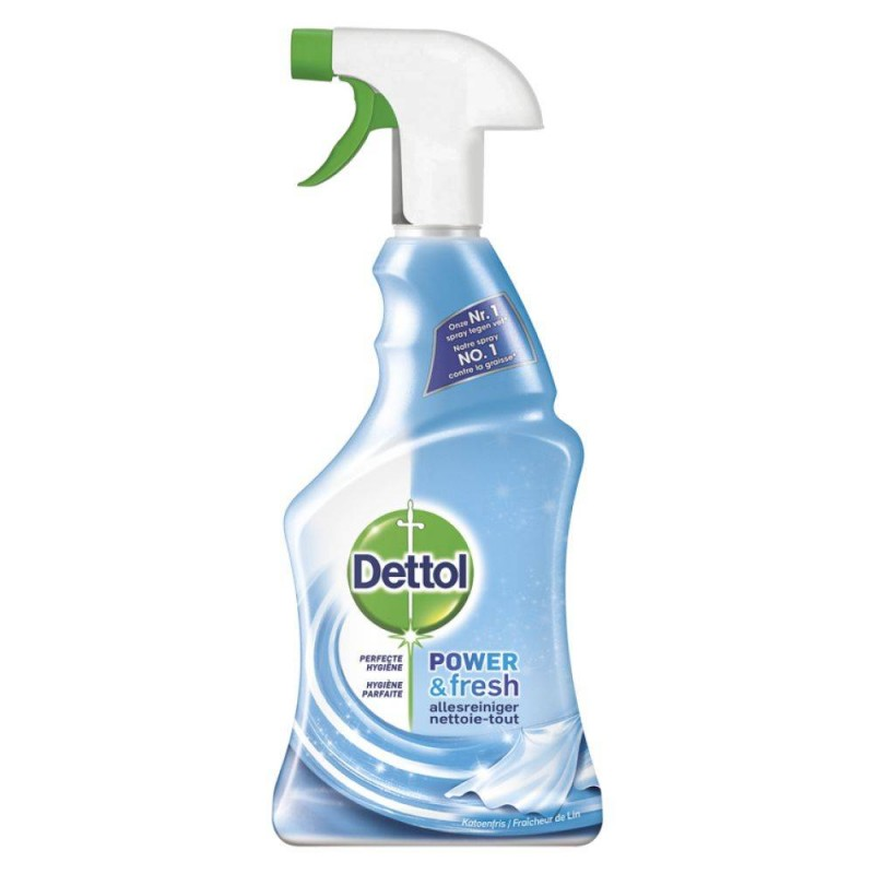Dettol Multi-Purpose Power & Fresh Cleaner Spray Cotton Fresh