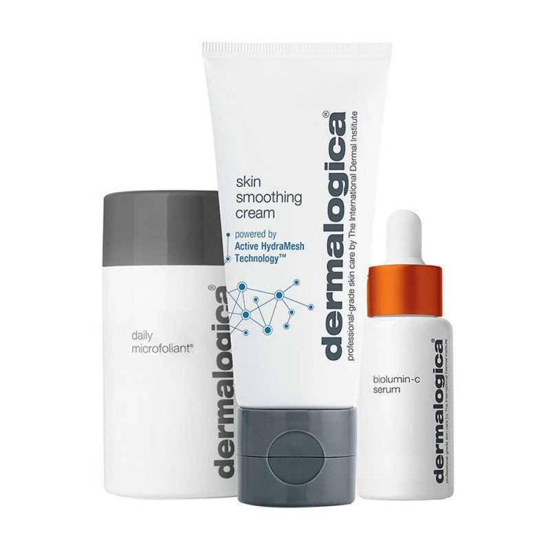 Dermalogica Our Best + Brightest Gift Set