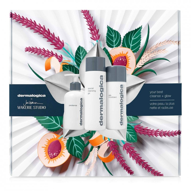 Dermalogica Your Best Cleanse + Glow Gift Set