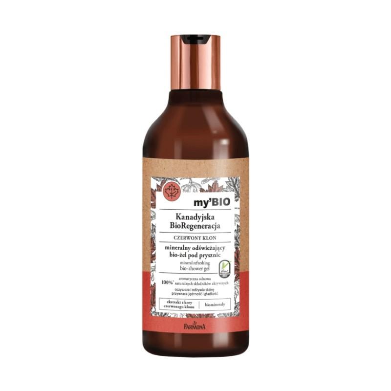 Farmona My'BIO Red Maple Mineral Refreshing Bio-Shower Gel
