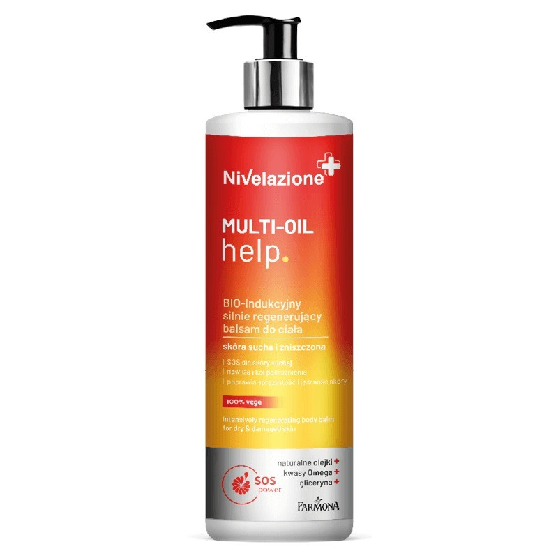Nivelazione Multi-Oil Help Intensively Regenerating Body Balm