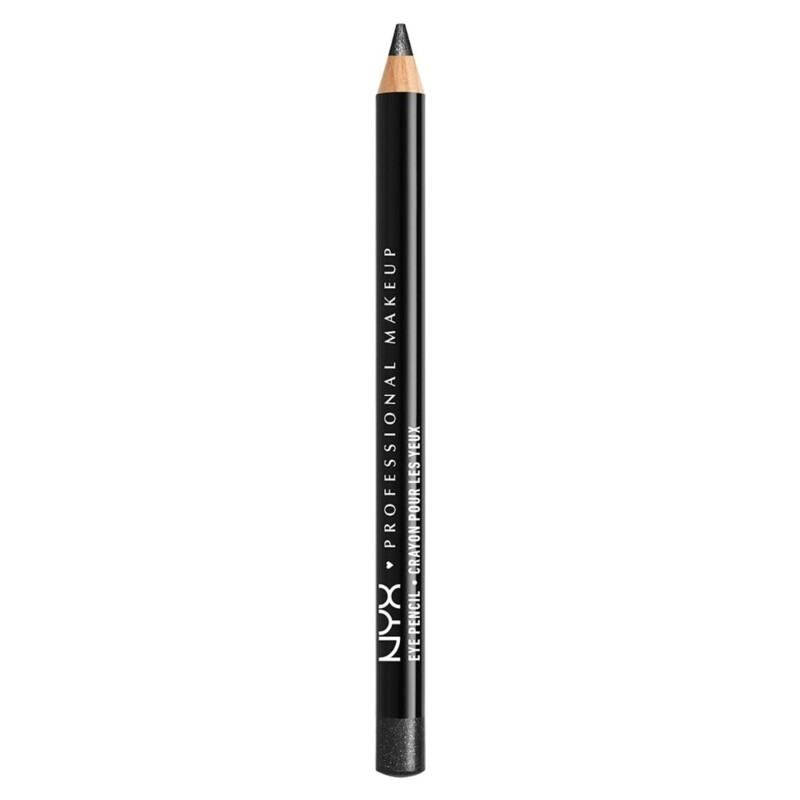 NYX Slim Eye Pencil Black Shimmer