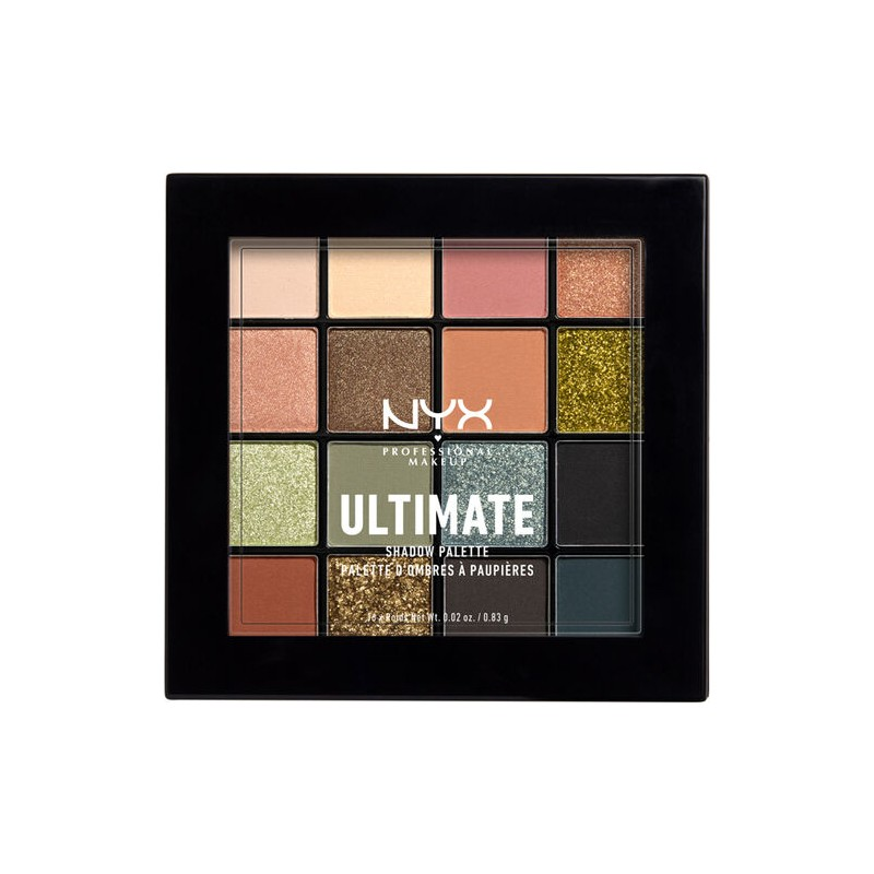 NYX Ultimate Shadow Palette Ultimate Utopia