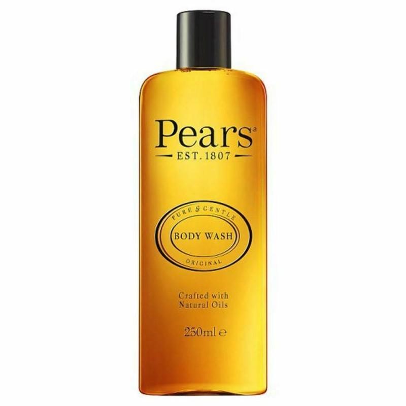 Pears Body Wash Original Amber