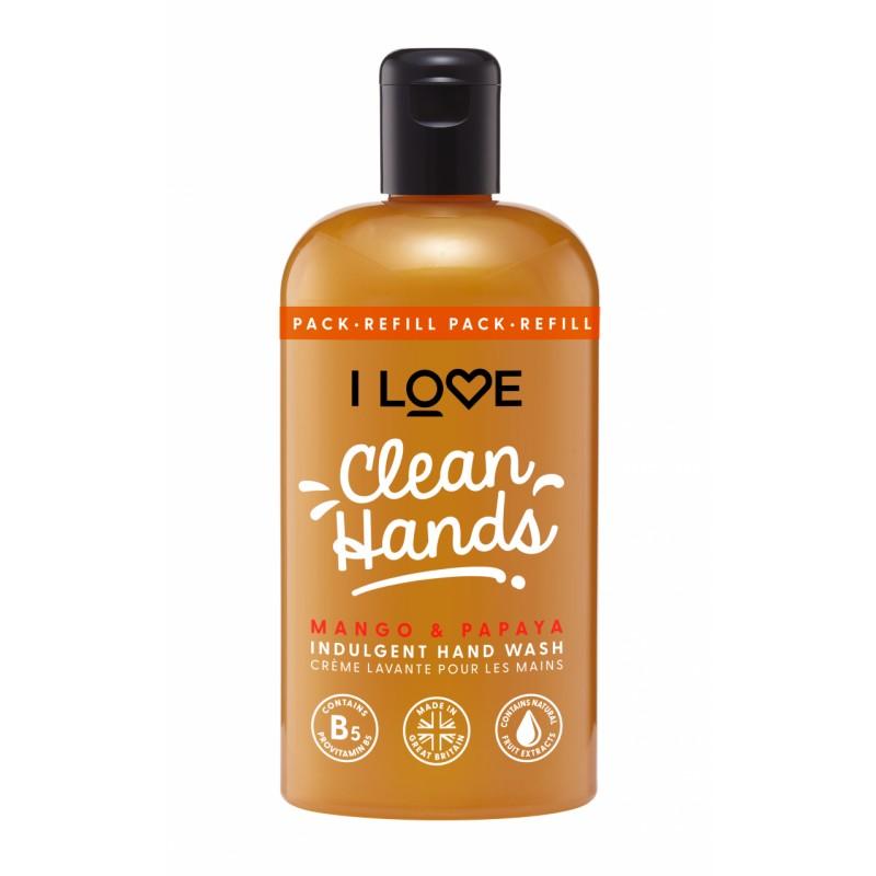 I Love Cosmetics Hand Wash Mango & Papaya