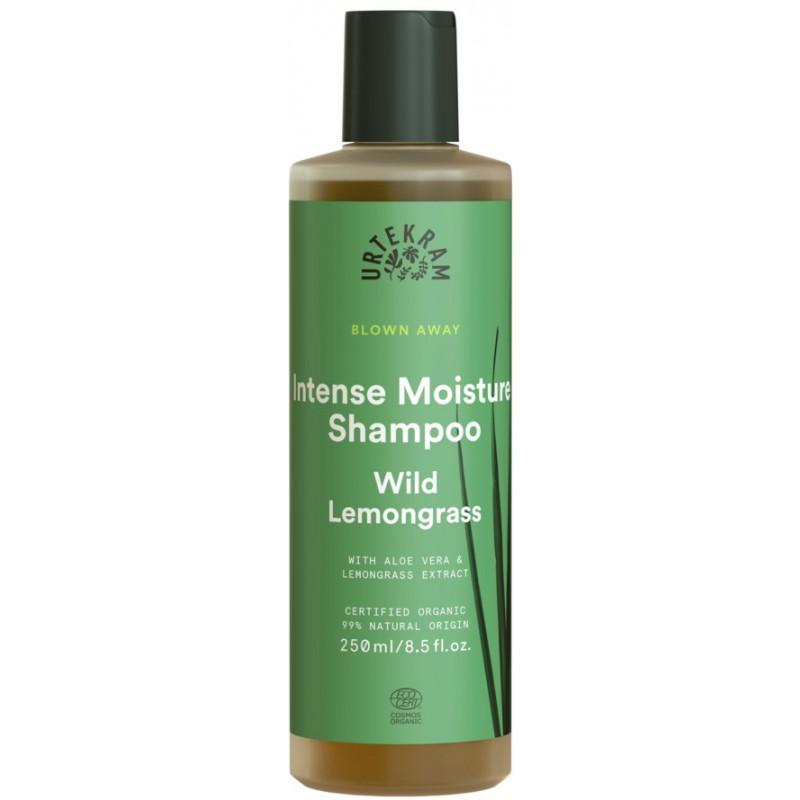 Urtekram Wild Lemongrass Shampoo Normalt Hår