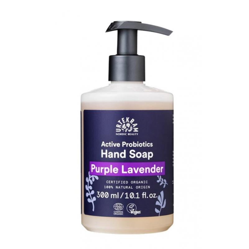 Urtekram Purple Lavender Håndsæbe