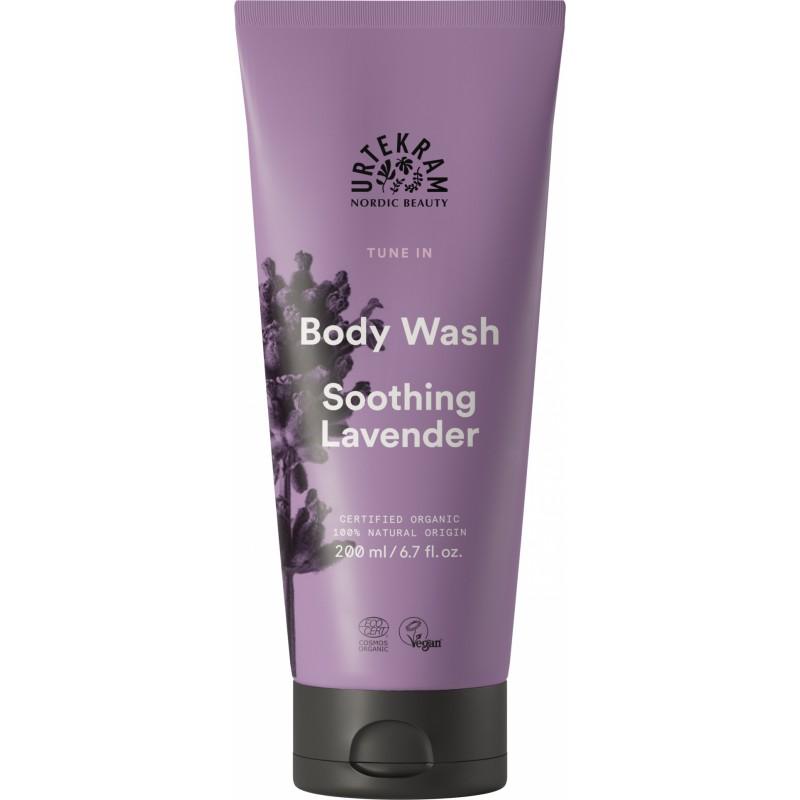 Urtekram Soothing Lavender Body Wash