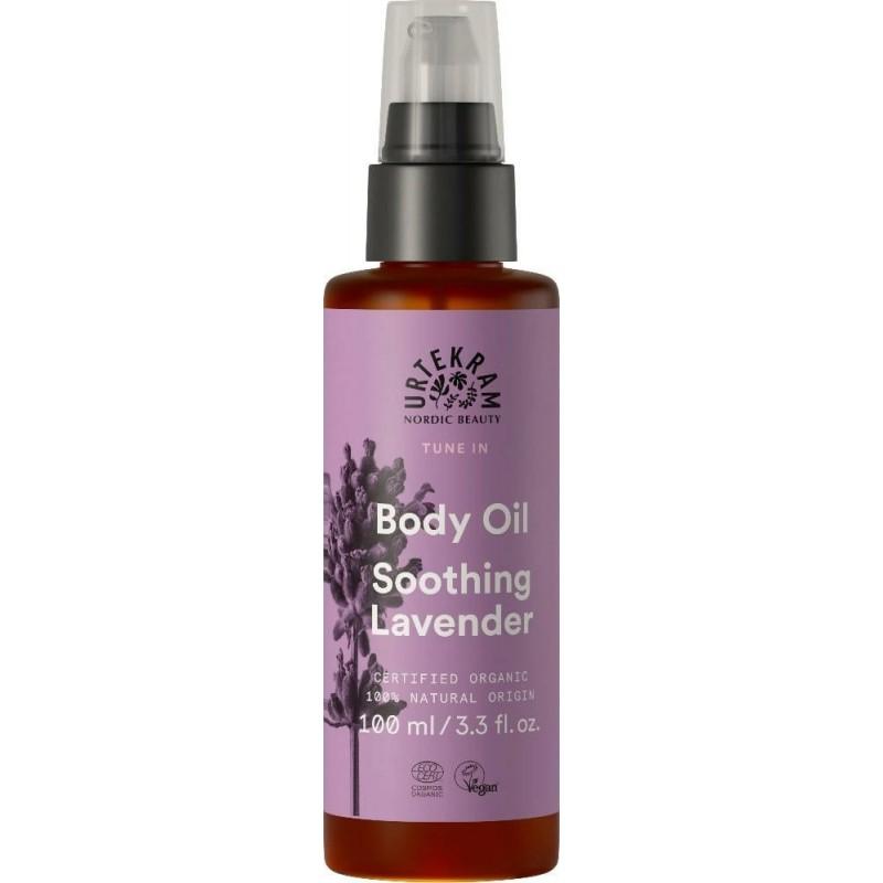 Urtekram Soothing Lavender Body Oil