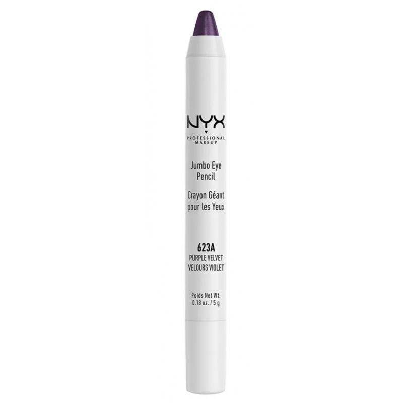 NYX Jumbo Eye Pencil Purple Velvet