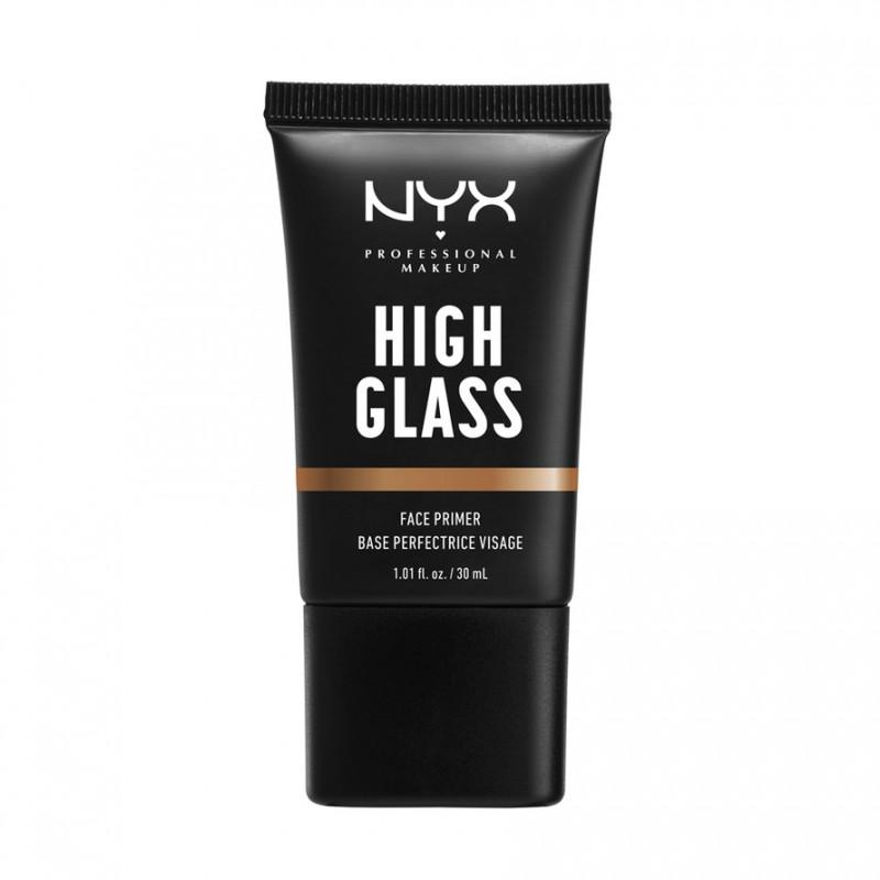 NYX High Glass Face Primer Sandy Glow