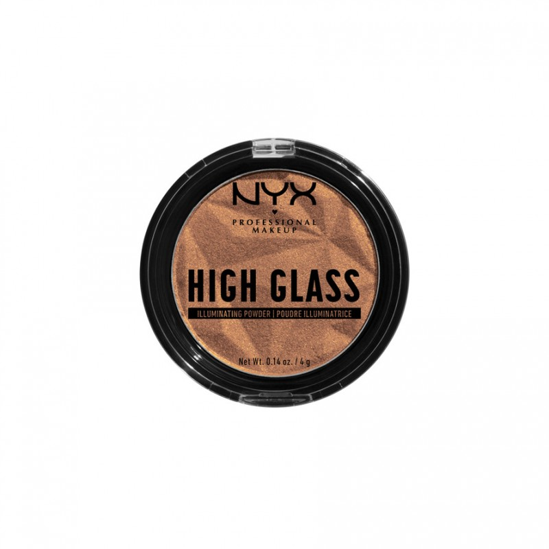 NYX High Glass Illuminating Powder Golden Hour