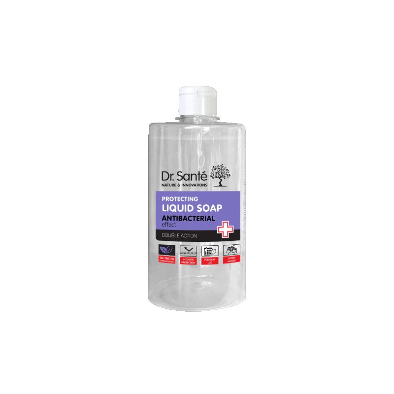 Dr. Santé Antibacterial Protecting Liquid Soap Tea Tree Oil & Lavender