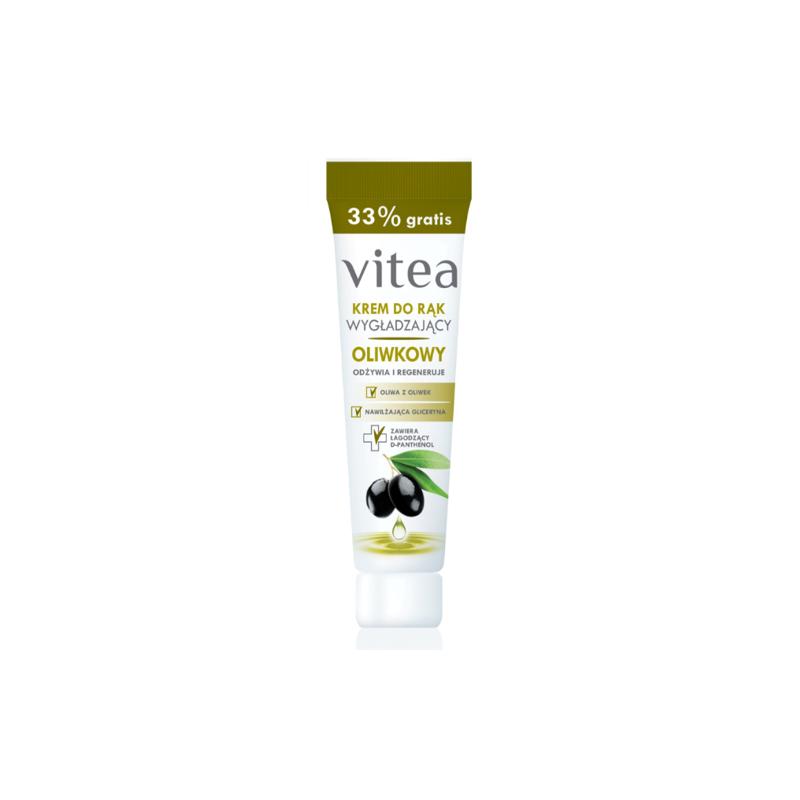Vitea Smoothing Handcream With Olive Bio-Extract