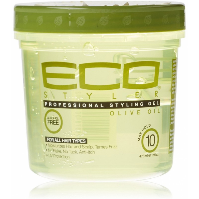 Ecostyler Styling Gel With Olive Oil