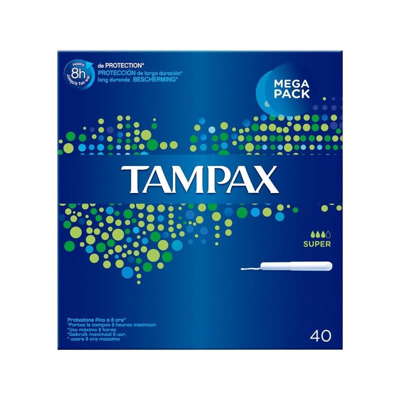 Tampax Blue Super