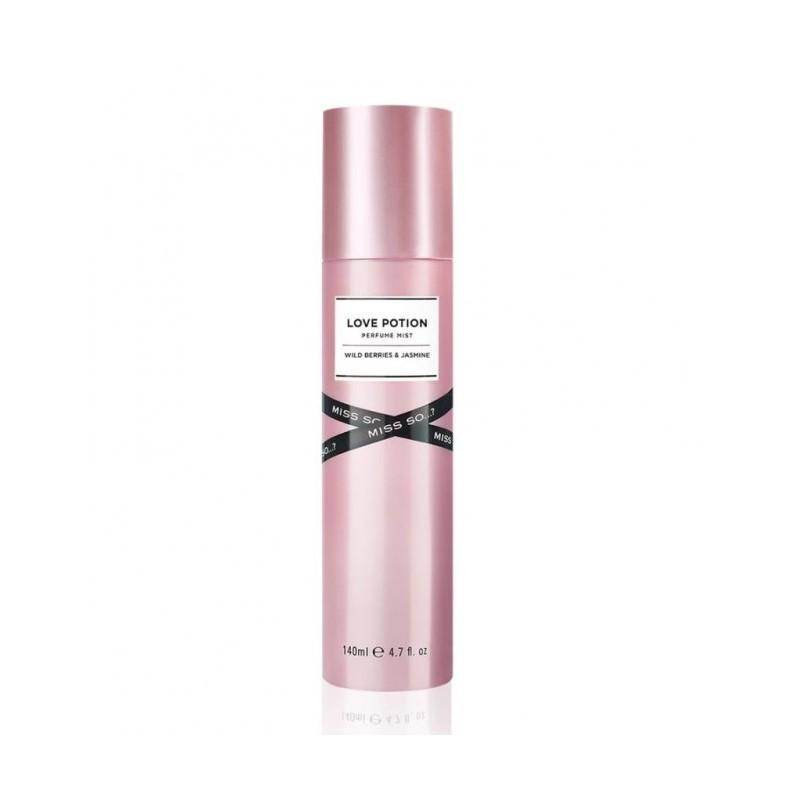 Miss So...? Love Potion Perfume Mist