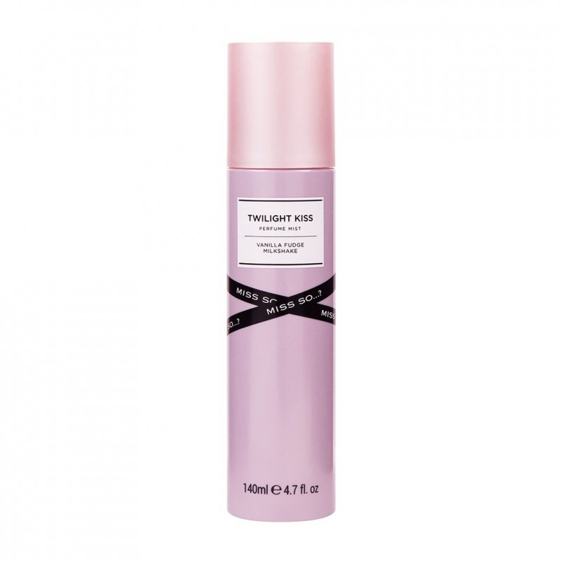 Miss So...? Twilight Kiss Perfume Mist