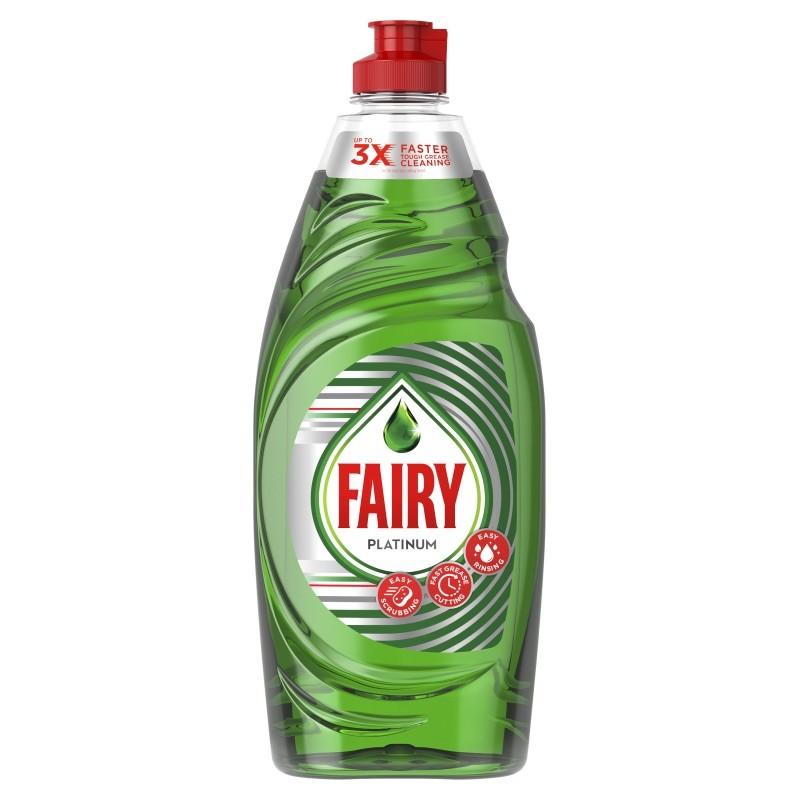Fairy (Dreft) Platinum Dishwashing Liquid