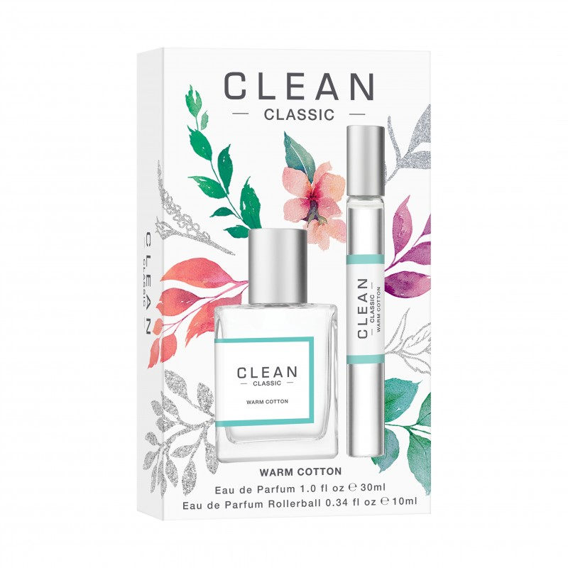 Clean Warm Cotton EDP Set