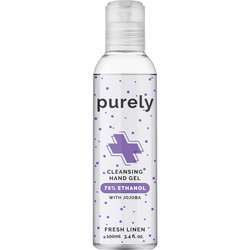 So...? Purely Cleansing Fresh Linen Hand Gel