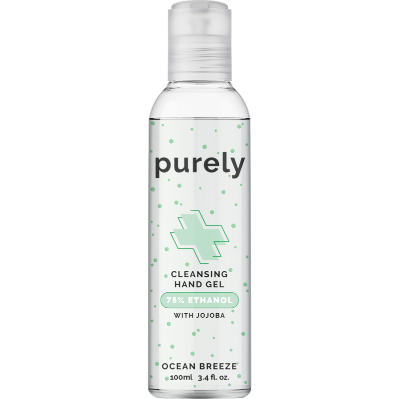 So...? Purely Cleansing Ocean Breeze Hand Gel