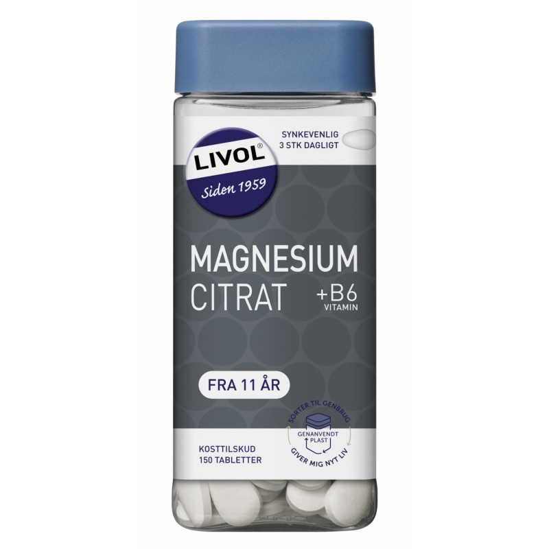 Livol Mono Normal MagnesiumCitrat