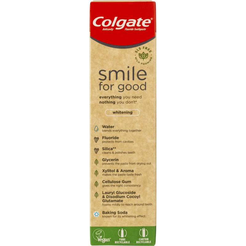 Colgate Smile For Good Whitening