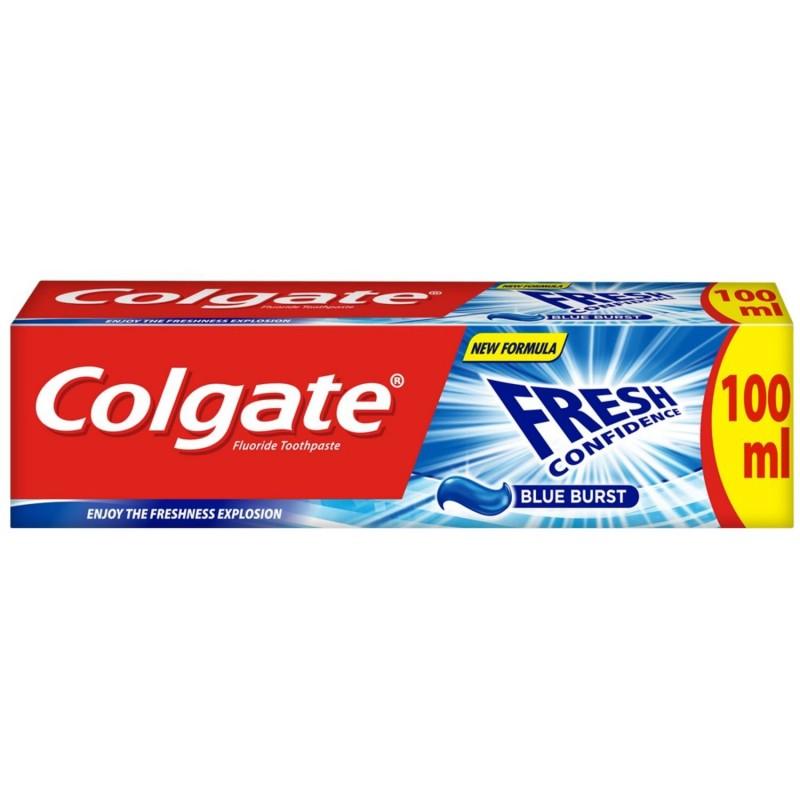 Colgate Fresh Confidence Blue Burst