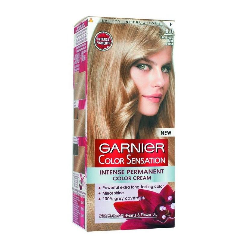 Garnier Color Sensation 8.0 Luminous Light Blond